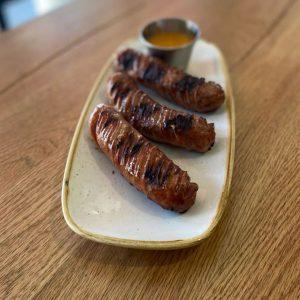 Chorizo criollo parrilla con chimichurri (ud.)