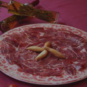 Jamón de bellota D.O. Dehesa de Extremadura